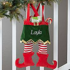 personalized elf christmas stockings design christmas gifts