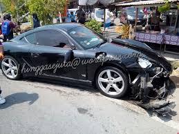 kereta mewah porshce cayman kemalangan u201d u2013 1hinggasejuta wordpress com