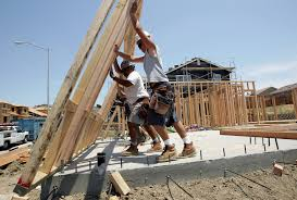 a construction worker shortage weighs on a u s housing market