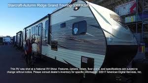 Starcraft Rv Floor Plans by Starcraft Autumn Ridge Grand Touring 336fksa Youtube
