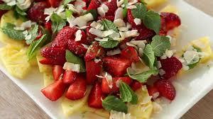 fruit salads for thanksgiving tropical fruit salad