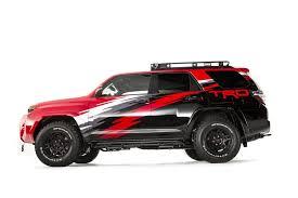 toyota 2014 2014 toyota 4runner trd sema conceptcarz com