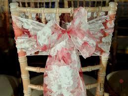 Chair Ties Wedding Chair Sashes Hire Uk The Raaj