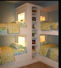 Best BUILT IN BUNK ROOMS Images On Pinterest Bunk Rooms - Kids built in bunk beds