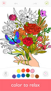 Colorfy Coloring Book For Adults Free Apk