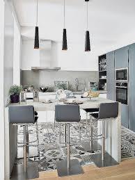 idee deco cuisine idee deco salon cuisine ouverte pour decoration cuisine