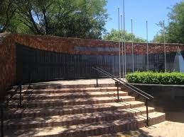 wall pretoria sadf wall of remembrance picture of voortrekker monument
