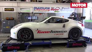 2015 nissan 370z quarter mile tunehouse nissan 370z at the 2014 motor tuner challenge youtube