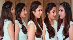 heatless hairstyles simple hairstyle make by self 5 quick easy hairstyles heatless