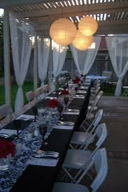 my backyard dinner party my events ccc pinterest backyard