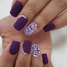 30 nail designs for summer summer nail purple and