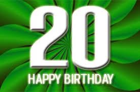 geburtstagssprüche 20 sprüche und glückwünsche zum 20 geburtstag