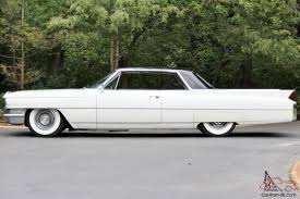 1963 cadillac cadillac coupe de ville california car on air suspension