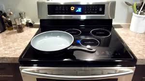 samsung induction cooktop problem youtube