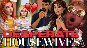 desperate for money and men desperate housewives game youtube