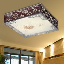 4 Ft Wraparound Fluorescent Ceiling Fixture by Kitchen Light Diffusers For Fluorescent Lights Kitchen