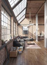 Industrial Loft Design by Industrial Loft Interior Designio