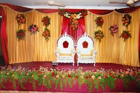 marriage decoration simple marriage decoration with flowers in chennai