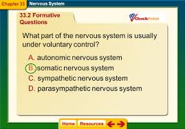 chapter 33 nervous system ppt video online download