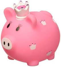 his and piggy bank princess piggy bank toys