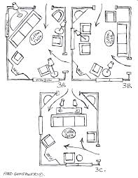 Plan42 by Corner Fireplace Floor Plan Home