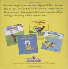 curious george board book rey rey margret