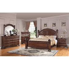 Dark Pine Piece King Bedroom Set Isabella RC Willey - Bedroom sets at rc willey