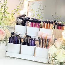 makeup storage inspiration the beauty context