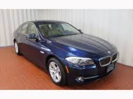 bmw 5 series for sale ontario 2013 bmw 5 series 4dr sdn 528i xdrive awd with premium package