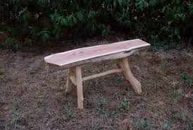 wait bench bench with a history cedar sketches