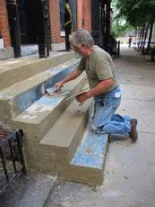 concrete restoration concrete resurfacing stair resurfacing