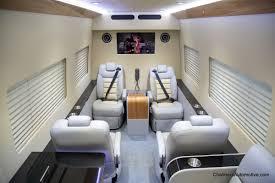 custom luxury mercedes benz sprinter vans chalmer u0027s automotive