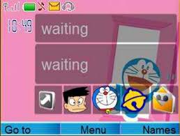 download themes doraemon doraemon icon theme nokia c3 themes