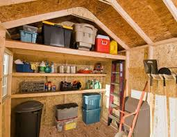 How To Build A Storage Shed Ramp by 25 Best Shed Shelving Ideas On Pinterest Tool Shed Organizing