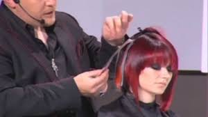 the matrix haircut matrix premiere orlando hair color stage youtube