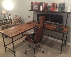 Corner Desk Table Corner Desk Etsy