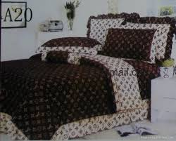 Gucci Bed Comforter Awesome Louis Vuitton Bedroom Set Photos Dallasgainfo Com