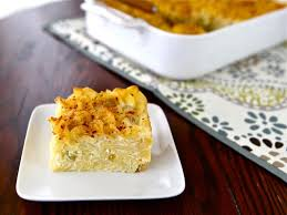 What Can I Mix With Cottage Cheese by Sweet Lokshen Kugel Jewish Noodle Pudding