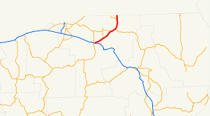 map of highway 395 oregon oregon route 11