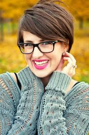 202 best glasses hairstyles i love u003c3 images on pinterest
