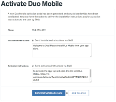 managing users duo security