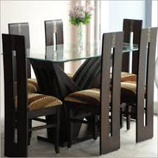 Dining Table Modern Dining Table Retailer From Bhopal - Dinning table designs