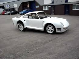 replica for sale uk porsche 911 959 replica rolling chassis for sale uk external