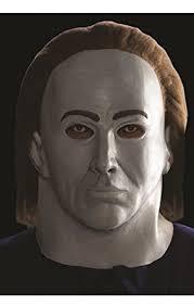 Michael Myers Mask Amazon Com Rubie U0027s Men U0027s Halloween 5 Michael Myers Mask Multi