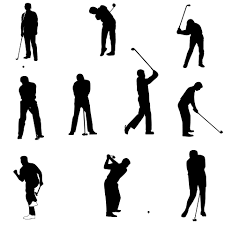 Free Silhouette Images Golf Silhouettes Free Stock Photo Public Domain Pictures