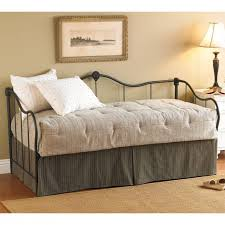 bedroom design comfortable upholstered trundle daybed for nice
