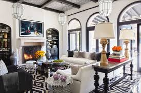 Martin Lawrence Bullard Interior Designer Architectural Digest March 2016 5 Best Rooms With Contemporary Rug