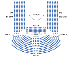 Red Rocks Seat Map Circle In The Square Theatre Broadway Seating Charts