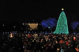 national christmas tree lighting to disrupt traffic thursday the