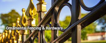 weldon fencing ornamental fencing hardware